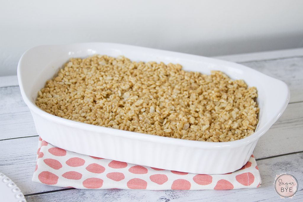 Refined Sugar Free Rice Crispy Treats